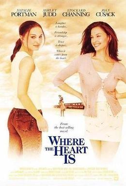 Постер фильма Там, где сердце (2000)