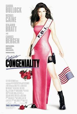 Постер фильма Мисс Конгениальность (2000)