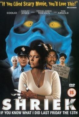 Постер фильма Ну очень страшное кино (2000)