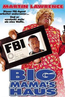 Постер фильма Дом большой мамочки (2000)