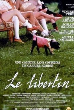 Постер фильма Распутник (2000)