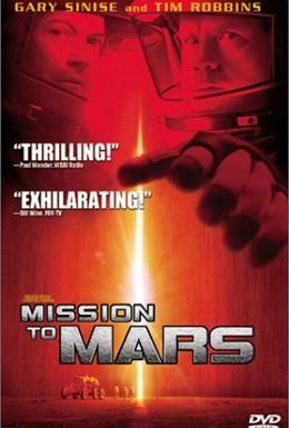 Постер фильма Миссия на Марс (2000)