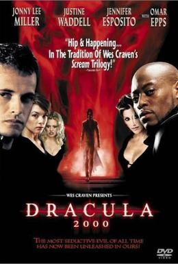 Постер фильма Дракула 2000 (2000)