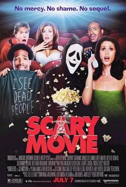 Постер фильма Очень страшное кино (2000)