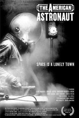 Постер фильма Американский астронавт (2001)
