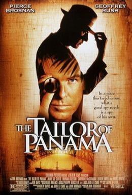 Постер фильма Портной из Панамы (2001)