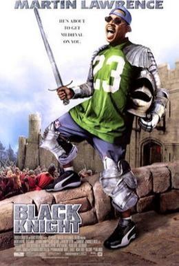 Постер фильма Чёрный рыцарь (2001)