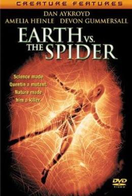 Постер фильма Земля против паука (2001)