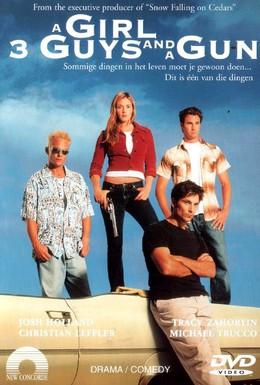 Постер фильма Девушка, три парня и пушка (2000)