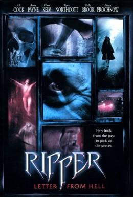 Постер фильма Возвращение Джека потрошителя (2001)
