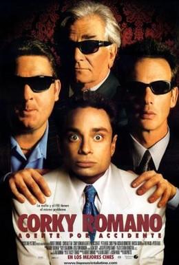 Постер фильма Спецагент Корки Романо (2001)
