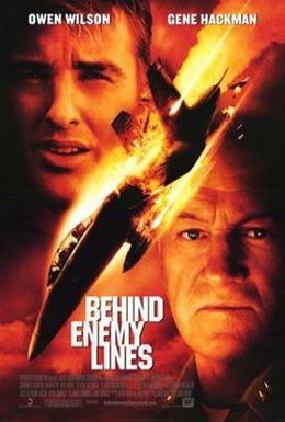 Постер фильма В тылу врага (2001)