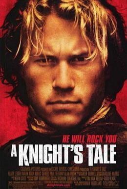 Постер фильма История рыцаря (2001)