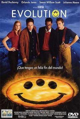 Постер фильма Эволюция (2001)