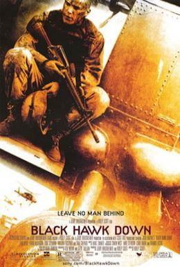 Постер фильма Черный ястреб (2001)