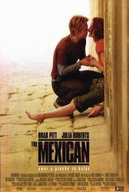 Постер фильма Мексиканец (2001)