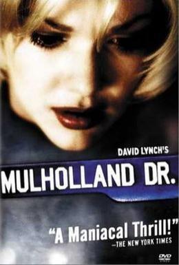 Постер фильма Малхолланд Драйв (2001)