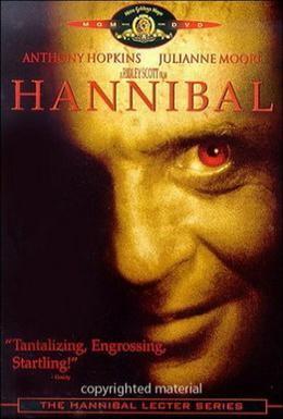 Постер фильма Ганнибал (2001)