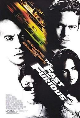 Постер фильма Форсаж (2001)