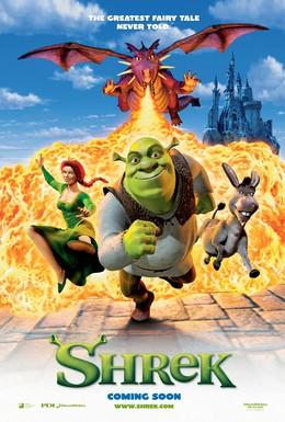 Постер фильма Шрек (2001)