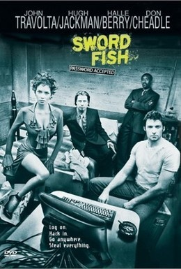 Постер фильма Пароль Рыба-меч (2001)