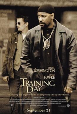 Постер фильма Тренировочный день (2001)