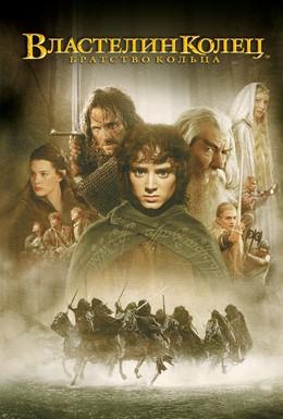 Постер фильма Властелин колец: Братство кольца (2001)