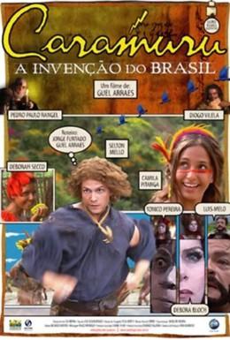 Постер фильма Карамуру – открытие Бразилии (2001)
