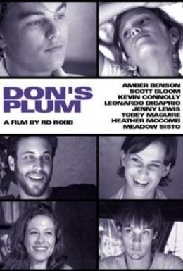 Постер фильма Кафе Донс Плам (2001)