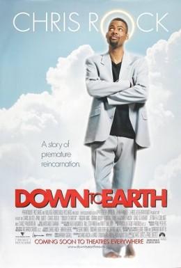 Постер фильма Обратно на Землю (2001)