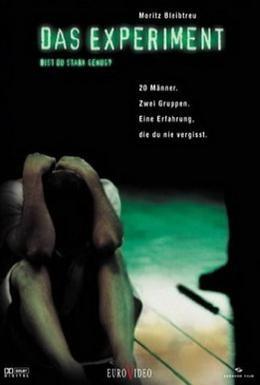 Постер фильма Эксперимент (2001)