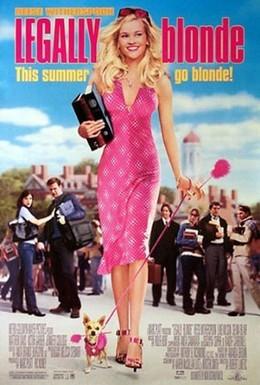 Постер фильма Блондинка в законе (2001)