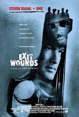 Постер фильма Сквозные ранения (2001)