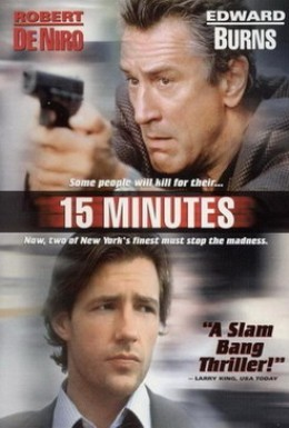Постер фильма 15 минyт славы (2001)