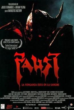 Постер фильма Фауст: Любовь проклятого (2000)