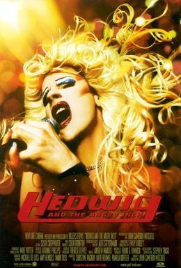 Постер фильма Хедвиг и злосчастный дюйм (2001)