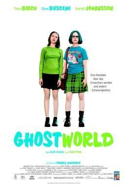 Постер фильма Призрачный мир (2001)