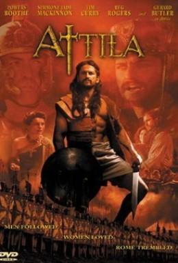 Постер фильма Аттила-завоеватель (2001)