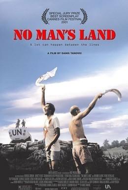 Постер фильма Ничья земля (2001)