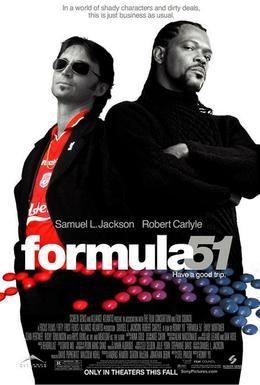 Постер фильма Формула 51 (2001)