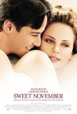 Постер фильма Сладкий ноябрь (2001)