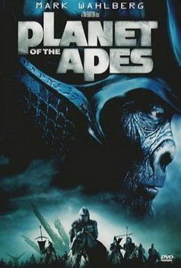 Постер фильма Планета обезьян (2001)