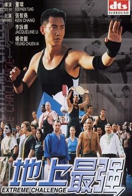 Постер фильма Экстремальный вызов (2001)
