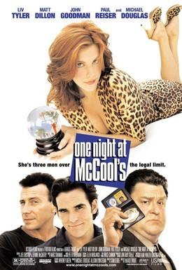 Постер фильма Ночь в баре Маккула (2001)