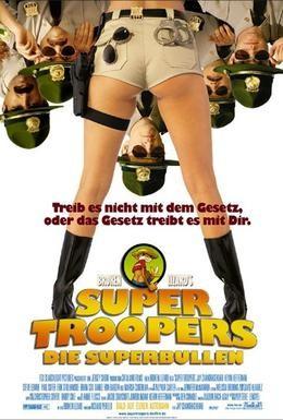 Постер фильма Суперполицейские (2001)