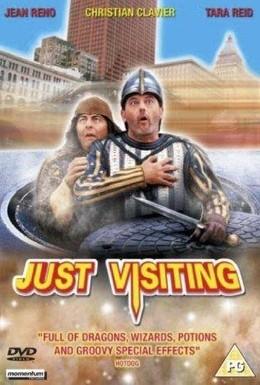 Постер фильма Пришельцы в Америке (2001)