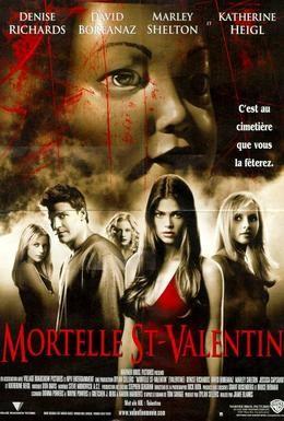 Постер фильма День Святого Валентина (2001)