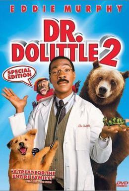 Постер фильма Доктор Дулиттл 2 (2001)