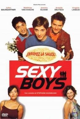 Постер фильма Секси бойз, или Французский пирог (2001)