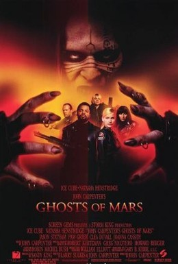 Постер фильма Призраки Марса (2001)